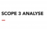 Scope 3 Analyse