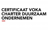 Certificate charter sustainable entrepreneurship