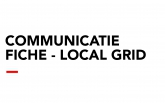 Communicatiefiche - Local Grid