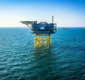 Veja Mate Offshore Project installeert OSS