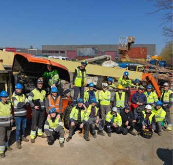 Meet the team | Maintenance Smulders Projects