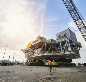 Move out Moray East substations