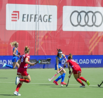 Smulders and Eiffage are gold partner of the Royal Belgian Hockey Association