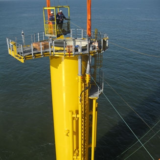 Thanet Offshore Windpark | TP