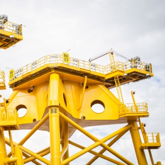 Beatrice Offshore-Windpark | Jackets