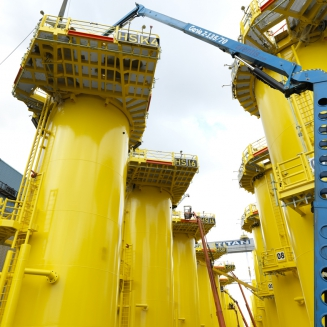 Hohe See Offshore Windpark | TP
