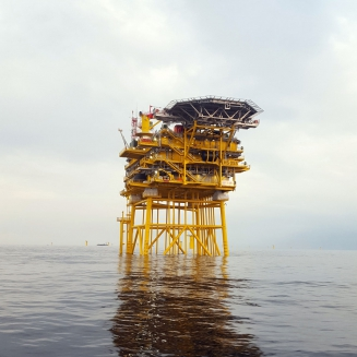 Hohe See Offshore Windpark | OHVS